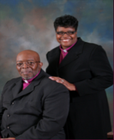 Pastors Ronell and Harriet Rogers