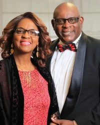 Bishop Ervin and Elizabeth Huguley